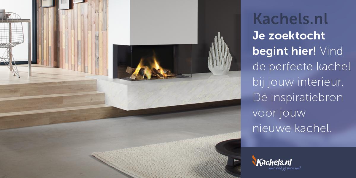 kachels.nl - waar wordt jij warm van? | 't Kachelhuus