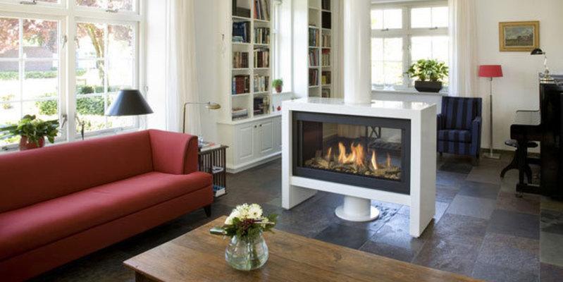Roomdevider In Woonkamer : Deze roomdivider maakt het huis helemaal af kachels.nl