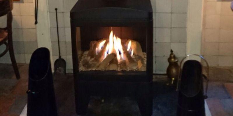 Zo als de kachel thuis brandt brandt het nergens kachels